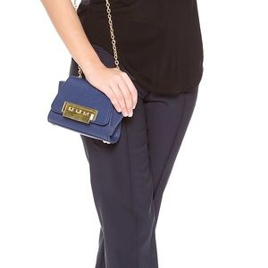 Authentic Zac mini eartha bag navy